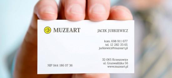 wizytowka Muzeart